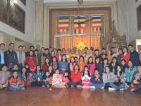 Nét xuân trong lễ cầu an đầu năm của Cộng đồng người Việt ở Ấn Độ