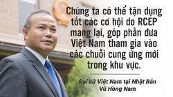 Nhật Bản, Việt Nam, RCEP và mục tiêu thịnh vượng