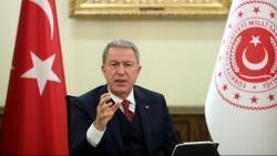 Bộ trưởng Quốc phòng Thổ Nhĩ Kỳ: Mua S-400 là hành động 'chủ quyền', sẽ sử dụng bất cứ khi nào cần