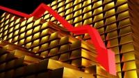 Giá vàng hôm nay 17/9, Giá vàng xuống đáy, giới đầu cơ tranh thủ bán khống chờ giá giảm tiếp?