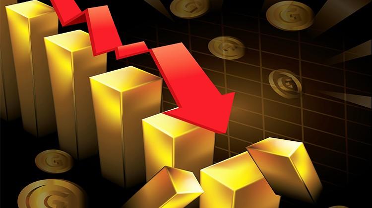 Giá vàng hôm nay 25/9, Vàng khó giữ ngưỡng 1.750 USD, tâm lý giảm giá bao trùm tuần tới ?