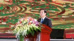 """Khai mạc Năm Du lịch Quốc gia- Ninh Bình 2021 """"Hoa Lư- Cố đô ngàn năm"""""""