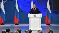 Thông điệp Liên bang Nga 2021: Tổng thống Putin cảnh báo về 'lằn ranh đỏ', các nước không nên vượt qua
