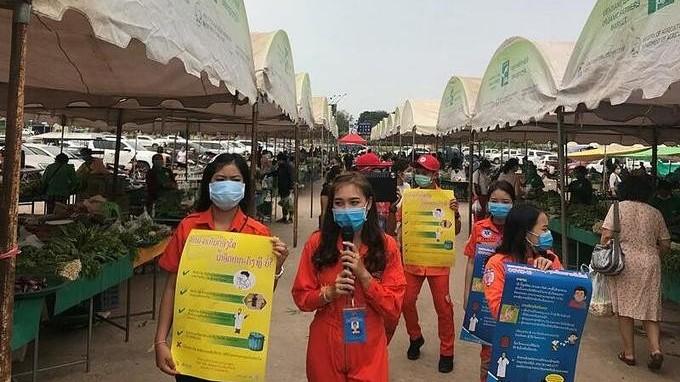 Covid-19 tại Lào: Phối hợp truy vết các F1, F2 trong cộng đồng người Việt tại Vientiane, Đại sứ quán Việt Nam đề nghị được hỗ trợ tối đa