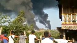 Tình hình Myanmar: Lực lượng đối lập tấn công thị trấn khai thác ngọc bích Hkamti, Chính quyền quân sự bị cáo buộc cố tình kéo dài thời gian