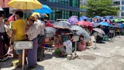 Tình hình Myanmar: Hơn 100 ngày đói, tiền hết và chưa biết tương lai
