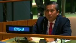 Mỹ thông báo triệt phá âm mưu sát hại Đại sứ Myanmar tại LHQ Kyaw Moe Tun