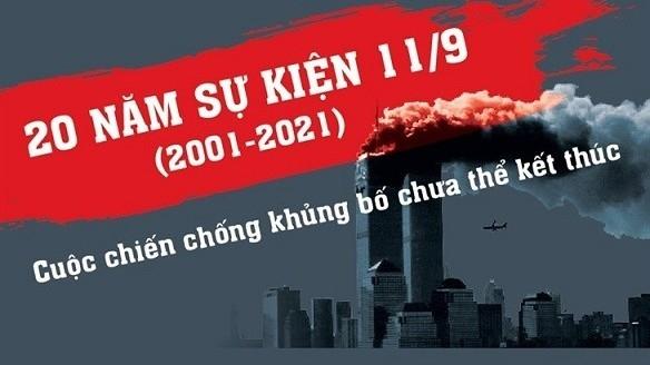 20 năm sự kiện 11/9: Những tổn thương sâu sắc và một cuộc chiến chống khủng bố chưa thể kết thúc