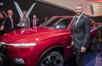 """VinFast """"sánh vai"""" với những thương hiệu nào tại Paris Motor Show 2018"""