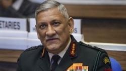 Đại tướng Bipin Rawat: Ấn Độ lo ngại nhất là tiến bộ công nghệ của Trung Quốc trong không gian và không gian mạng