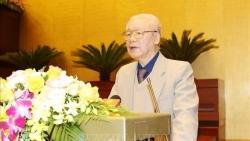 Tổng Bí thư, Chủ tịch nước Nguyễn Phú Trọng chỉ đạo Hội nghị triển khai công tác bầu cử ĐBQH khóa XV và HĐND các cấp nhiệm kỳ 2021-2026