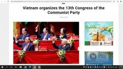 Bế mạc Đại hội XIII của Đảng: Truyền thông quốc tế tin tưởng vào định hướng phát triển của Việt Nam
