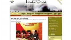 Truyền thông quốc tế: Thách thức Covid-19 cho thấy vai trò và bản lĩnh của Đảng Cộng sản Việt Nam