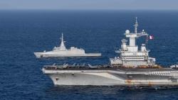 Hải quân Ai Cập và Pháp tập trận chung ở Biển Đỏ