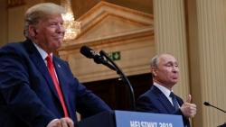 CNN: Mỹ 'nhăm nhe' trừng phạt Nga, Iran vì can thiệp bầu cử năm 2020