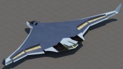 Hé lộ thiết kế của 'chim sắt' ném bom tàng hình thế hệ 6 của Nga