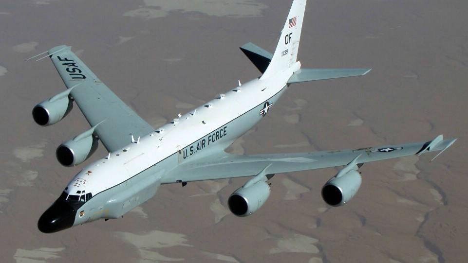 Phớt lờ Nga đóng không phận, máy bay Mỹ vẫn tiến hành trinh sát ở Biển Đen