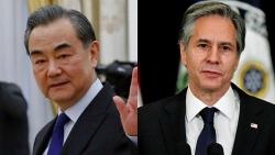 Ngoại trưởng Mỹ 'hâm nóng không khí' trước trận 'thư hùng' với người đồng cấp Trung Quốc
