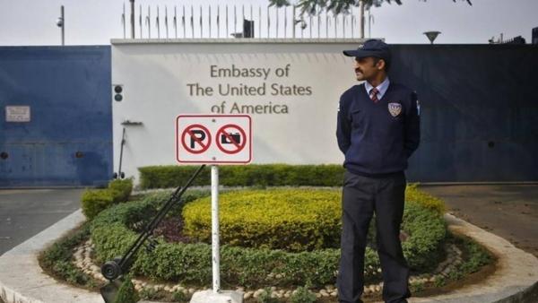 Dịch Covid-19 diễn biến xấu, một bộ phận nhân viên chính phủ Mỹ được lệnh rời Ấn Độ