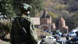Nga xây dựng 30 căn cứ gìn giữ hòa bình ở Nagorno-Karabakh