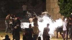 Căng thẳng leo thang ở miền Đông Jerusalem, cộng đồng quốc tế quan ngại