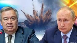 Ẩn số Nga trong bài toán xung đột Israel-Palestine
