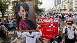 Tình hình Myanmar: Chính quyền quân sự chuẩn bị giải tán đảng NLD của bà Aung San Suu Kyi