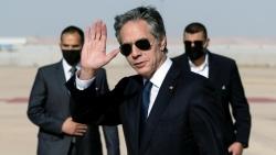 Xung đột Israel-Palestine: Ngoại trưởng Mỹ và sứ mệnh 'ngoại giao con thoi' ở Trung Đông