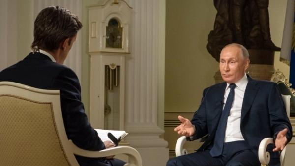 Tổng thống Nga Putin: Ông Biden