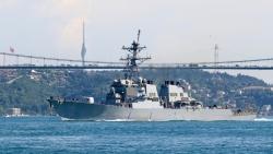 Sắp họp NATO, Mỹ có động thái mới ở Biển Đen, nhắm vào Nga?