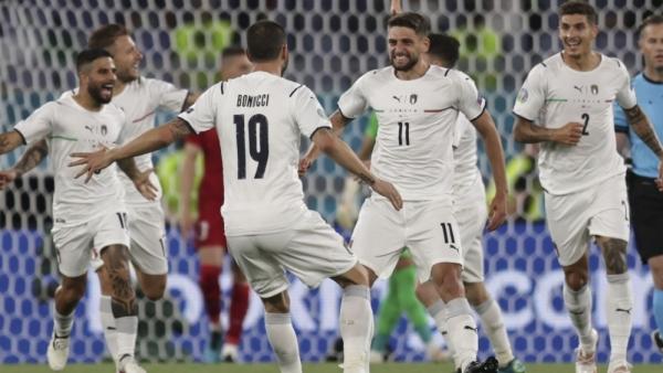 EURO 2020: Thắng Thổ Nhĩ Kỳ 3-0, Italy có màn ra quân hoành tráng