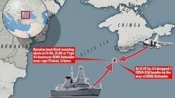 Vụ Nga bắn cảnh cáo tàu Anh trên Biển Đen: Khi 'lằn ranh đỏ' bị vi phạm