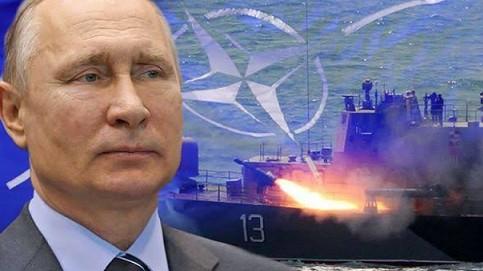 Biển Đen 'dậy sóng', báo động nguy cơ đụng độ Nga-NATO