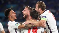 EURO 2020: Đại thắng Ukraine, đội tuyển Anh nhận 'bão' lời khen