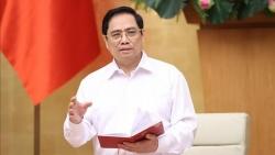 Thủ tướng Phạm Minh Chính yêu cầu chống dịch 'quyết liệt hơn, hiệu quả hơn' ở 8 tỉnh, thành phố phía Nam