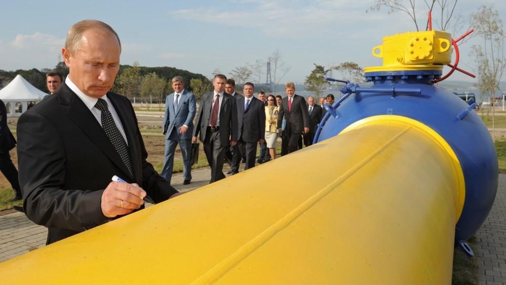Nước Nga đã trở thành 'trùm khí đốt' dưới thời Tổng thống Putin như thế nào?