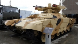 'Đập hộp' mẫu xe chiến đấu mới nhất mệnh danh 'kẻ hủy diệt' của quân đội Nga