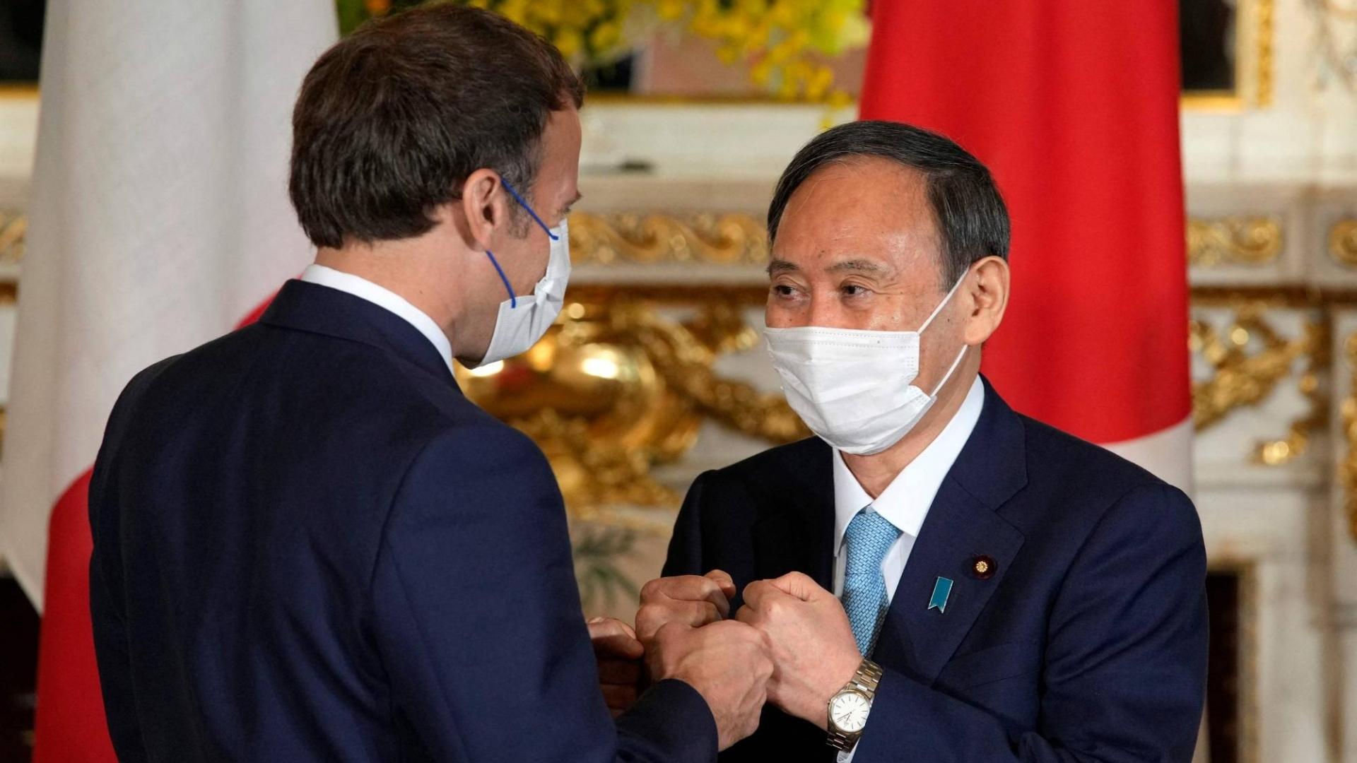 Nhật-Pháp đề cao hợp tác an ninh vì Ấn Độ Dương-Thái Bình Dương tự do và rộng mở