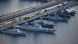 Nga chuẩn bị tập trận hải quân quy mô lớn với hệ thống tên lửa tối tân