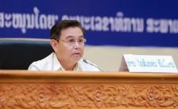 Chủ tịch Quốc hội Lào: Tòa nhà Quốc hội mới là biểu tượng sống động cho tình hữu nghị vĩ đại Việt-Lào