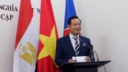 Đại sứ Việt Nam tại Ai Cập: Chinh phục thị trường lớn nhất thế giới Arab, tại sao không?