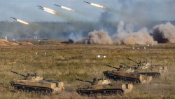 Binh đoàn robot chiến đấu đông đảo và tối tân của Nga tại Zapad-2021