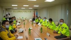 Đại sứ Đặng Minh Khôi thăm khu tự trị Nenets của Nga và thị sát hoạt động liên doanh Rusvietpetro
