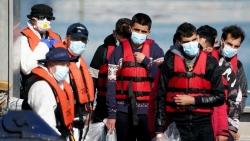 Báo động làn sóng di cư từ Pháp sang Anh