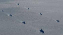 Dàn tàu Nga và Trung Quốc tiến vào biển Nhật Bản, Tokyo gọi đồng minh Mỹ