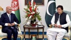 Thủ tướng Pakistan lần đầu thăm Afghanistan