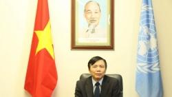 Đại sứ Việt Nam tại LHQ: 'Thành tựu chống dịch Covid-19 khiến các nước ủng hộ nghị quyết do Việt Nam đề xuất'