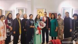 Hội thảo Phụ nữ với hoạt động ngoại giao vì hòa bình