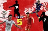 Top 5 cầu thủ ấn tượng nhất vòng tứ kết Asian Cup 2019: Gọi tên Công Phượng