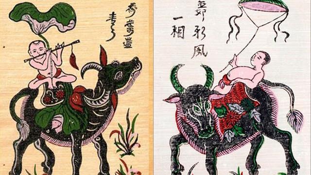 Ý nghĩa hình tượng con trâu ít người biết trong đời sống văn hóa đại chúng phương Đông